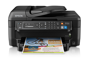 Epson Workforce Wf 2650 All In One Printer Inkjet