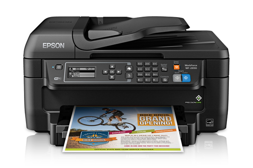 WorkForce WF-2650 All-in-One Printer