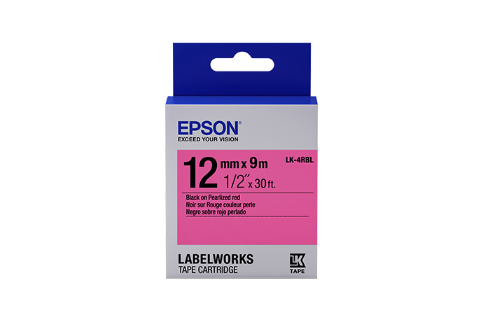 LabelWorks Standard LK Tape Cartridge ~1/2