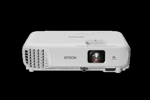 Epson EB-W06 WXGA 3LCD Projector