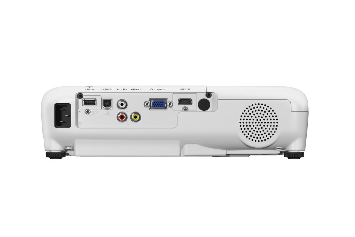 Epson EB-W05 WXGA 3LCD Projector