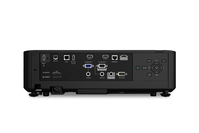 PowerLite L735U Full HD WUXGA Long-throw Laser Projector