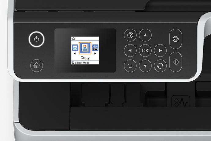 Impressora Multifuncional EcoTank M2140