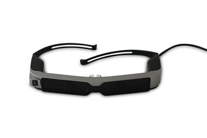 Moverio BT-300FPV Smart Glasses (FPV/Drone Edition)