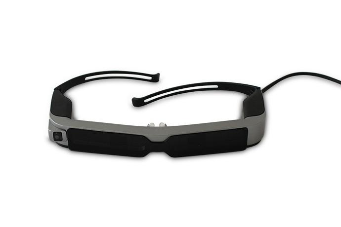 Moverio BT-300FPV Smart Glasses (FPV/Drone Edition) - Refurbished