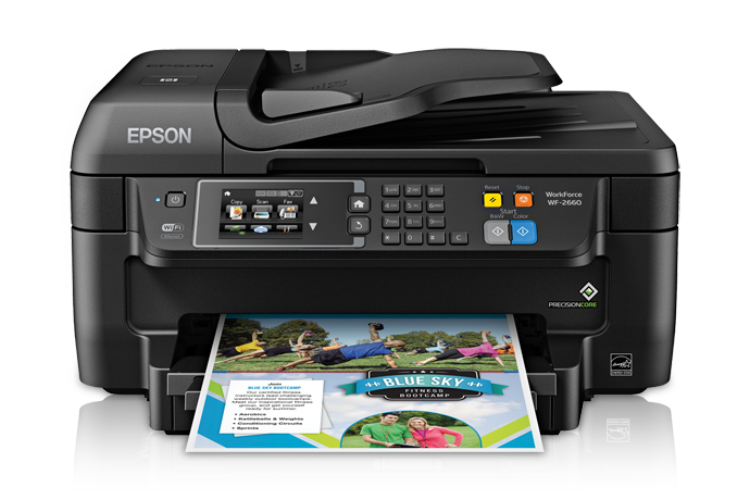 epson workforce wf 2660 all in one printer inkjet printers for