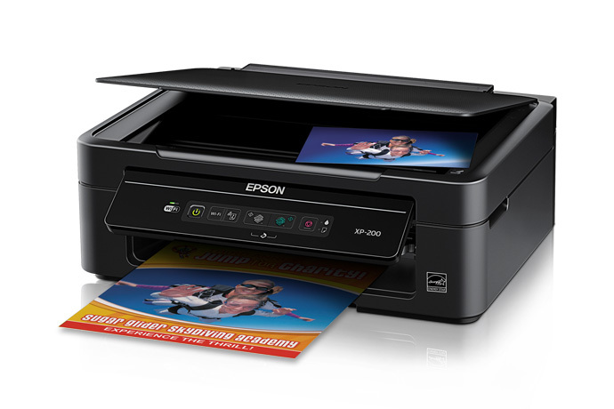 Epson Expression Home XP-200 Small-in-One All-in-One Printer
