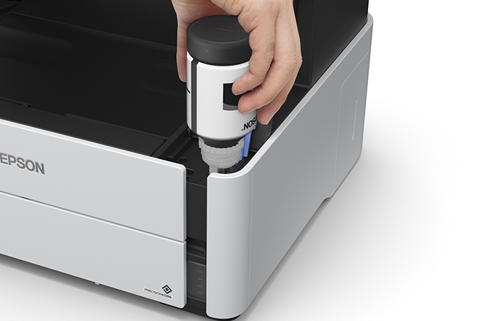 Impresora Multifuncional Monocromática EcoTank M2140