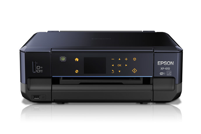 Epson expression premium xp-610 wireless color c11cd31201 b&h.
