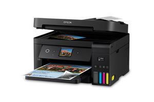 WorkForce ST-4000 Colour MFP Supertank Printer