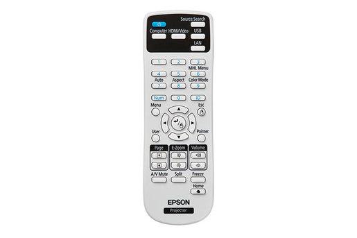 Projector Remote Control 2181788