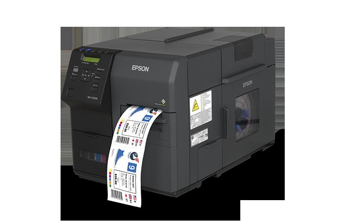 TM-C7520 Inkjet Label Printer