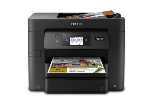 Epson WorkForce Pro WF-4730