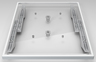 "Additional Medium Garment Platen (14"" x 16"") - C12C890912"