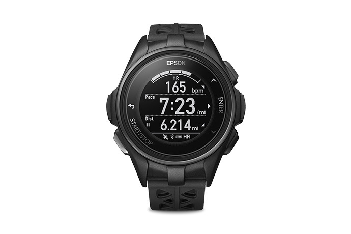 ProSense 307 GPS Multisport Watch - Black