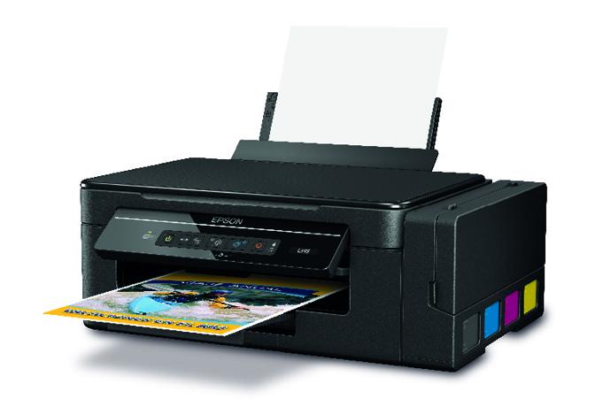 Impresora Epson Ecotank L395 Inyecci 243 N De Tinta