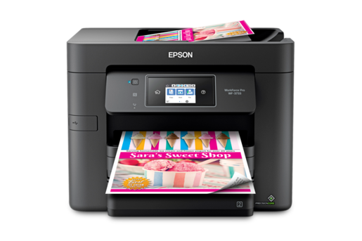 Epson WorkForce Pro WF-3733
