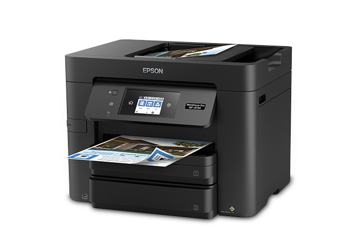 WorkForce Pro WF-4734 All-in-One Printer