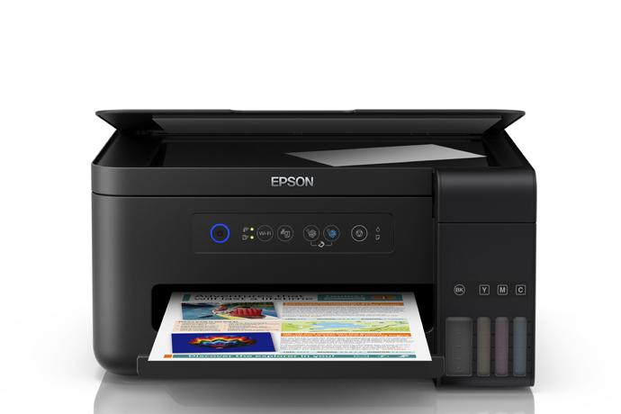 Epson Ecotank L4150 All In One Printer Inkjet Printers