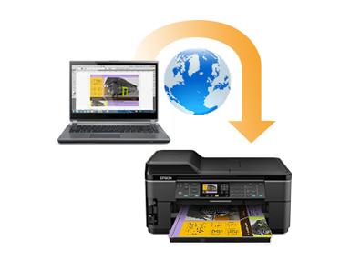 Epson Remote Print