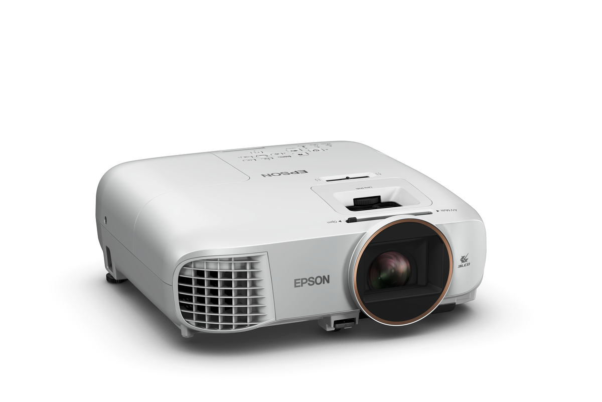Epson Home Theatre TW5650 Wireless 2D/3D Full HD 1080p 3LCD Projector