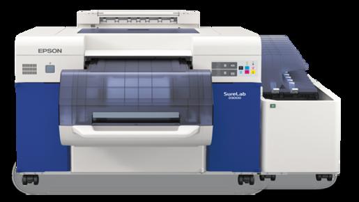 Epson SureLab SL-D3000 Dual Roll MiniLab Production Printer