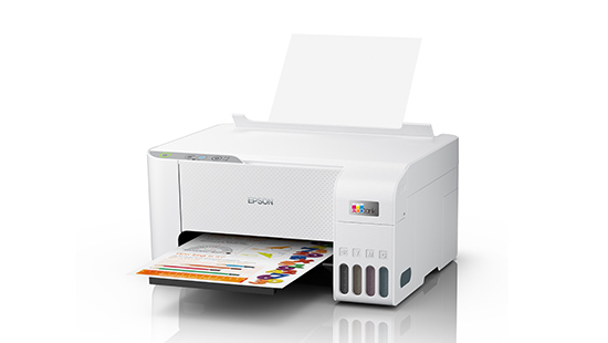 Epson EcoTank L3216 A4 All-in-One Ink Tank Printer