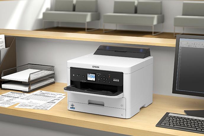 WorkForce Pro WF-M5299 Workgroup Monochrome Printer