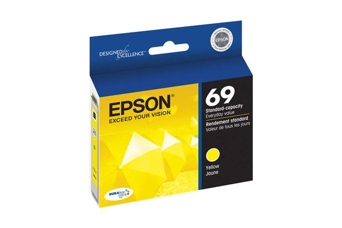 Epson 69, Yellow Ink Cartridge