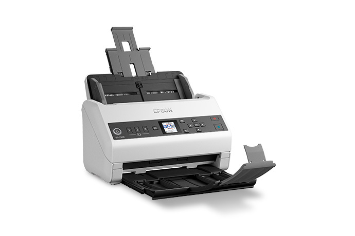 Epson DS-730N Network Colour Document Scanner