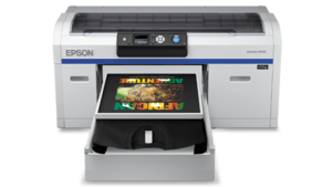 Epson SureColor SC-F2000 Direct to Garment (DTG) Textile T-Shirt Large Format Printer