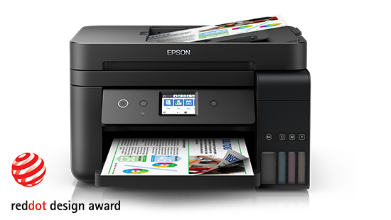 Epson L6190 Wi-Fi Duplex All-in-One Ink Tank Printer with
