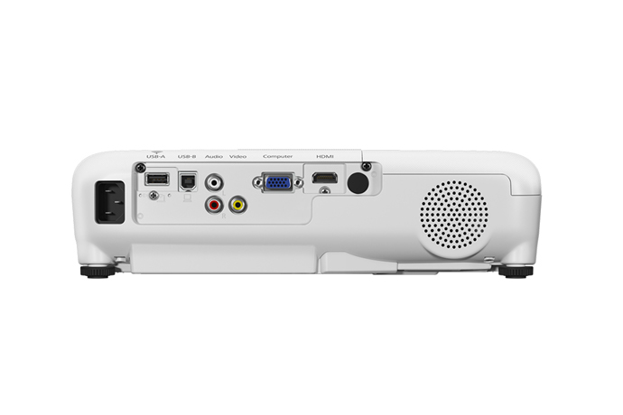 VS250 SVGA 3LCD Projector - Refurbished
