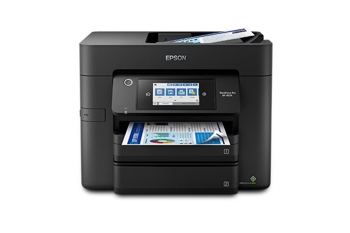 WorkForce Pro WF-4834 Wireless All-in-One Printer