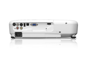 PowerLite Home Cinema 500 3LCD Projector - Silver Edition