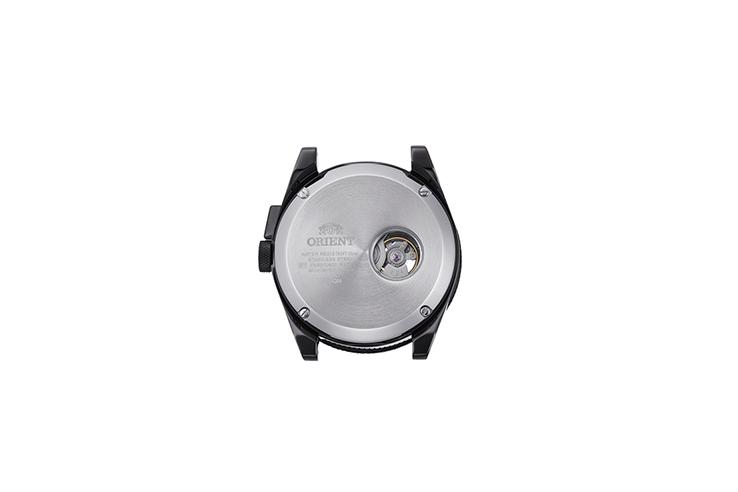 ORIENT: Ceas mecanic Revival, curea din piele – 40,8 mm (RA-AR0202E)