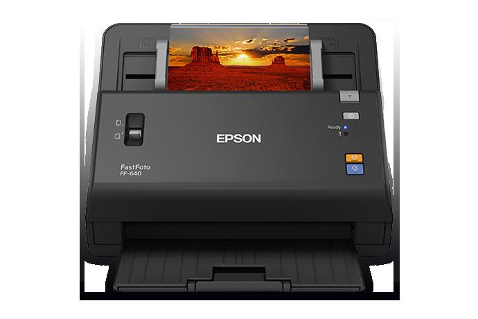 programma per scanner epson