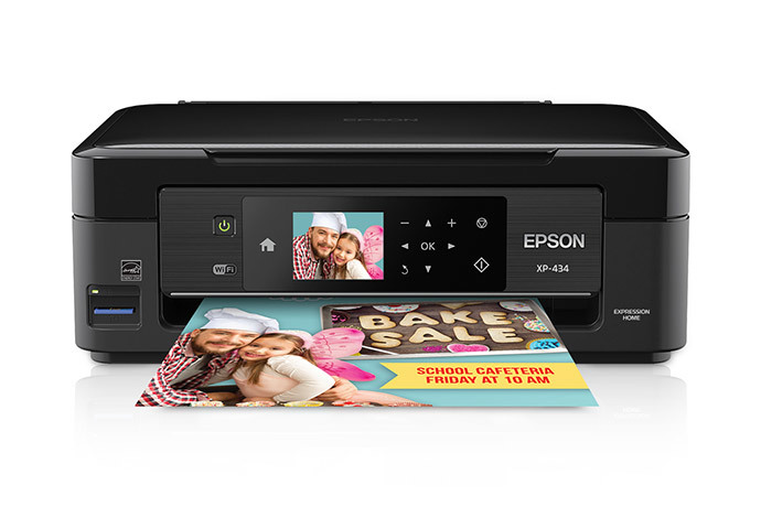 Epson Expression Home XP-434 Small-in-One All-in-One Printer