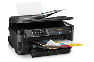 Epson WorkForce WF-7610 All-in-One Printer