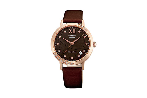 Mechanical Contemporary, Leather Strap - 36.0mm (ER2H002T)