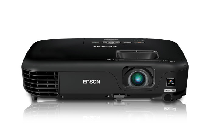 PowerLite 1261W WXGA 3LCD Projector