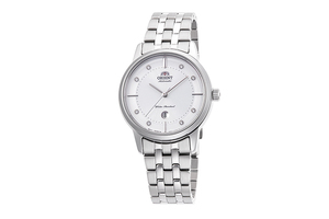 ORIENT: Mechanical Contemporary Watch, Metal Strap - 32.0mm (RA-NR2009S)
