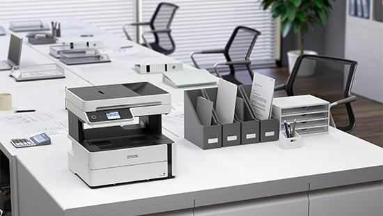 EcoTank Monochrome M3170 All-in-One Duplex Wi-Fi InkTank Printer