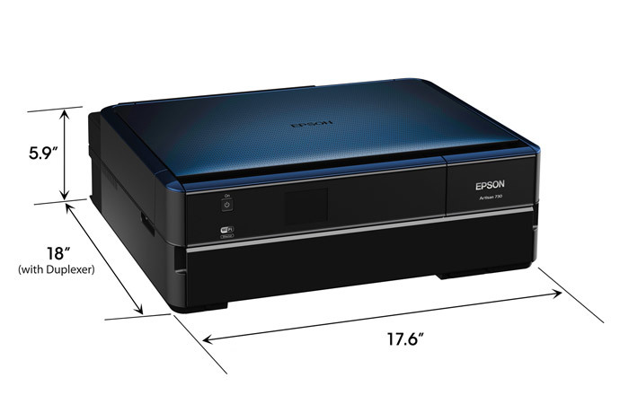 Epson Artisan 730 All-in-One Printer