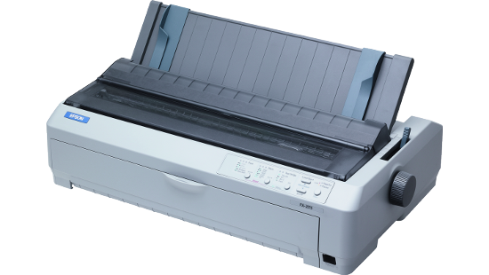 Epson fx 2175 dot matrix printer driver for windows 7.