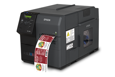 Commercial & Business Label Printer (Makers) | Epson US