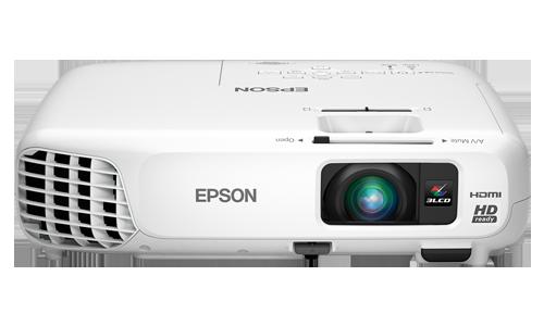 Epson PowerLite Home Cinema 730HD