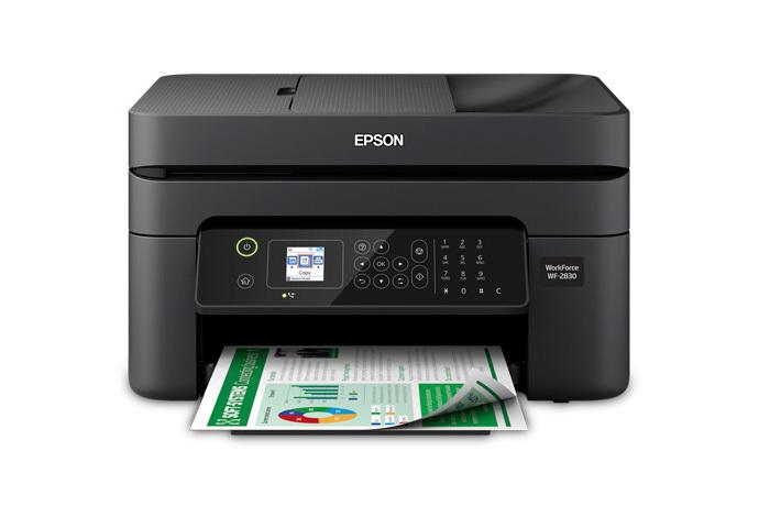 Epson WorkForce WF-2830 All-in-One Printer