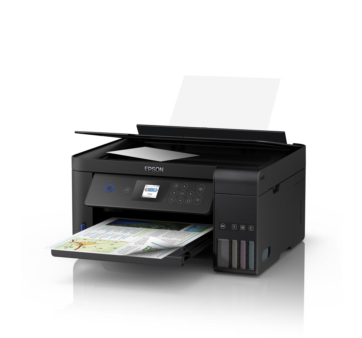Epson L4160 Wi Fi Duplex All In One Ink Tank Printer Ink