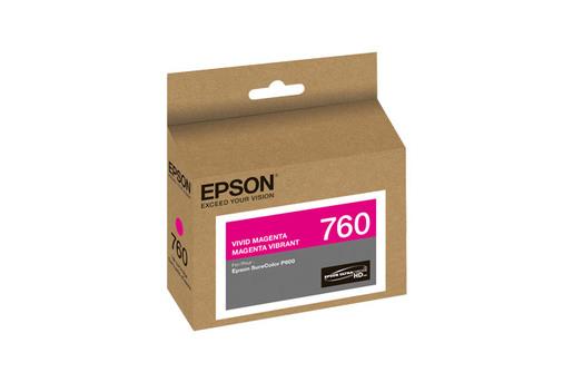 Epson 760, Vivid Magenta Ink Cartridge
